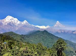 Drive to Pokhara for Mardi Hike