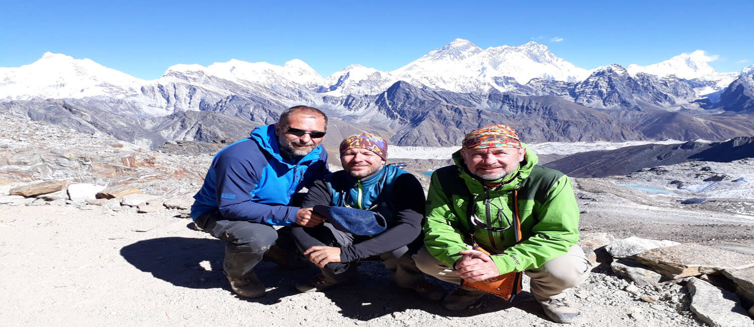 Group joining trekking in Nepal 2019- 2020 ( fixed departure trek)