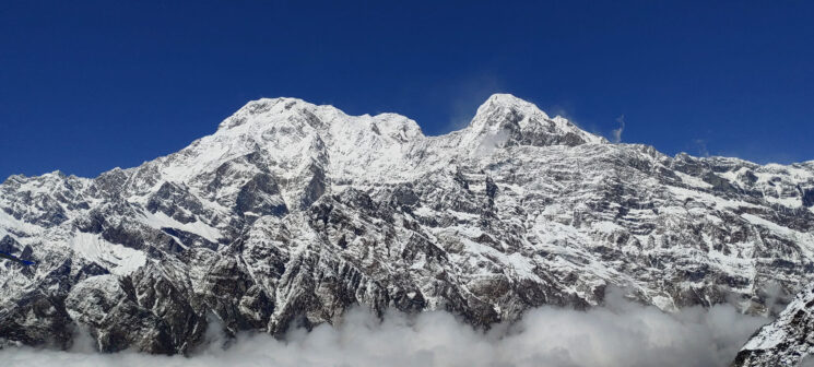 Trek to Mardi Himal Base Camp